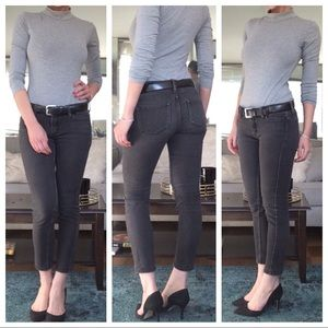 Uniqlo Low Rise Cropped Jeans